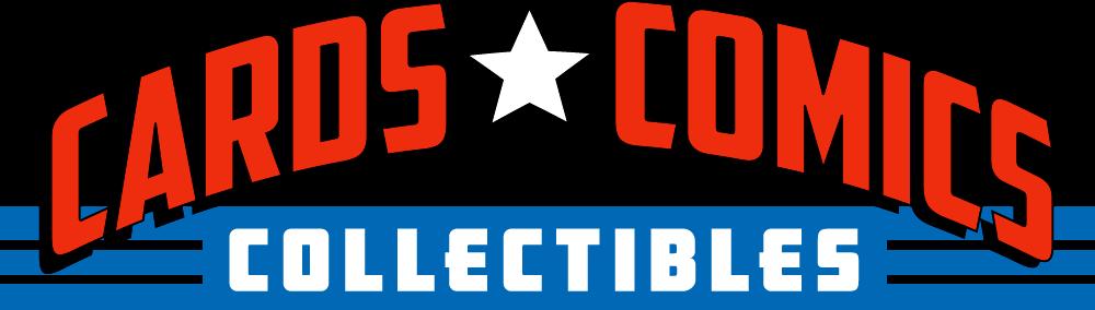 Cards, Comics & Collectibles logo